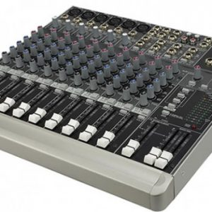 Audio Mixers & Interfaces